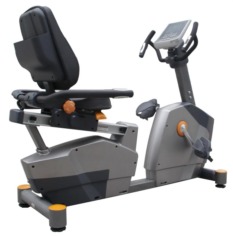 LT-2008---Deluxe commercial recumbent bike