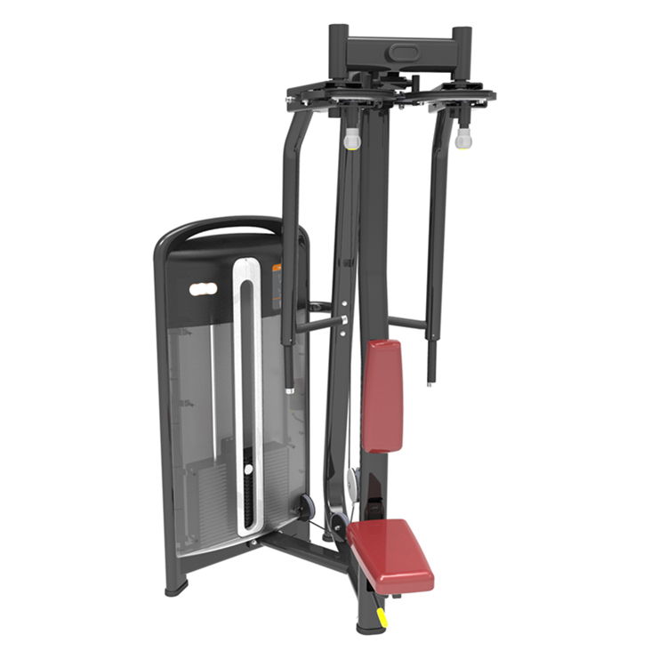 LT-4018---Rear Delt / Pec Fly Machine