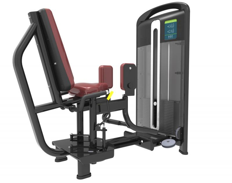 LT-4014---Inner Outer Thigh Machine