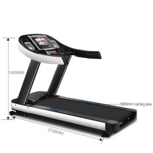 LT-1003---Commercial Treadmill(Touch screen)